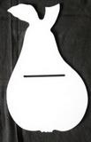 SBHD0117 - Poznámkovník hruška - v.30cm š.19cm