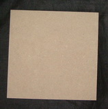 MDF destička rovná 1/4V - tl.0,6cm