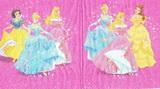 DE 075 - ubrousek 33x33 - tančící princezny