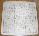 Puzzle - skládačka 25x25cm