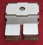 TP3D0192 - Krabička + pexeso - málá sada 18 dílků