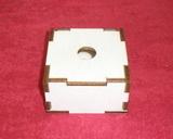 Krabička /šperkovnice/ 9x9x5 - obyč.