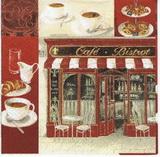 ZA 063 R2S - ubrousek 33x33 - cafe bistro