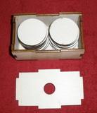 PEX01 - Krabička +kulaté pexeso - málá sada 18 dílků
