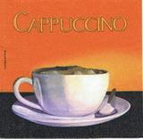 KC 065 PPD - ubrousek 33x33 - cappuccino