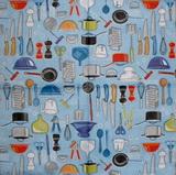 KM 071 - ubrousek 33x33 - kuchyňské nádobí