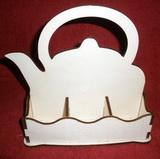 *Stojánek na čaj 6 komor - motiv KONVIČKA