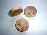 Dřevěná kolečka pr. 3cm