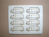 2SE071 - 2d sestava malá autobus