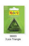 Vykrajovátko trojuhelník č. 36003