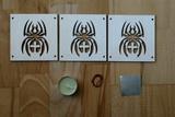 DSB03 - Pavouk - Dekorace k vonné svičce
