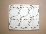 2SE072 - 2D sestava malá jablíčko