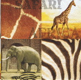 ET 039- ubrousek 33x33-safari