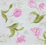 KV 440 AMBIENTE- ubr.33x33-tulipánky růž.