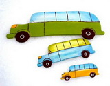 Trojsestava autobus