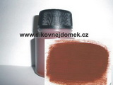 č.24 - Akrylová barva MAT 70g hnědá