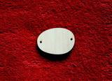 2D výřez šperk /přívěsek/ tvar č.3 s 2d.- v.4x2,8cm