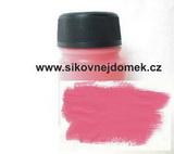 0805 - Akrylová barva MAT 140g sv. růžová VELKÉ BALENÍ