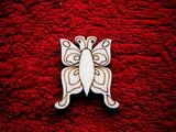 2D výřez motýlek č.2 - v.4x3,5cm