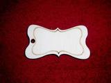 Jmenovka na dárky č.12 - 7,5x4,2cm