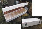 Dřevěná krabička na čaj 12 přihrádek