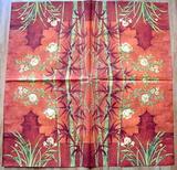 ZA 159-ubrousek 33x33 - bambus +chrám