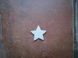 2D výřez hvězdička pr. 3cm