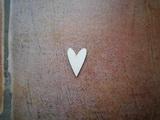 2D výřez srdíčko z anděla v.3x1,8cm