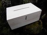 Krabice svatební - pokladnička 31x21x13,5cm