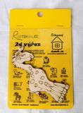 BAL- 2D výřez žirafa - v. cca 12x7,5cm