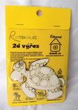 BAL-2D výřez želva- cca v.8x10,2cm