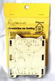 BAL-Krabička - stojánek na tužky KOČKA - 10,5x v.13x9cm