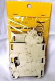 BAL-Krabička - stojánek na tužky KONÍK - 10,5x v.15,5x9cm
