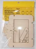 BAL-2v1 rámeček na šířku fota 10x15cm - SLUNÍČKO