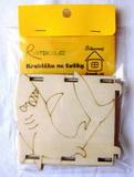 BAL-Krabička - stojánek na tužky ŽRALOK - 11,5x12,5x9cm