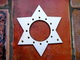 Lapač snů - hvězda v. 12,5x10cm