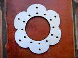 Lapač snů - kytka č. 1-  v. 10x9,5cm