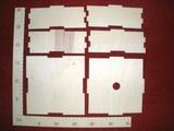 Krabička velká bez motivu  16x16x4,5cm