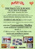16.11.2014 -  Mufík Tábor - Trh šikovných rukou