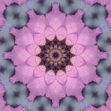 Mandala Vědomé jednání - samolepky 2ks