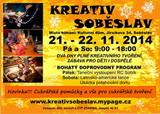 21.-22.11.2014 - Kreativ Soběslav