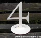 2D výřez číslo 4+podložka -v.15x12,5cm