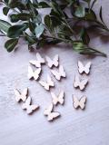 2D motýlek mini - 1,5cm-cena za ks