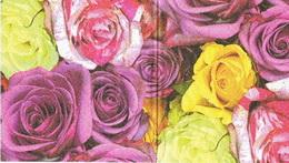 KV 115 - ubrousek 33x33 - růže - zvětšit obrázek