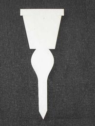 ZH012 - Zápich do květníku -KVĚTINÁČ 15,5x6cm - zvětšit obrázek