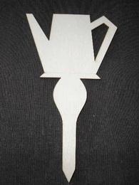 ZH011 - Zápich do květníku KONVIČKA 17x10cm - zvětšit obrázek