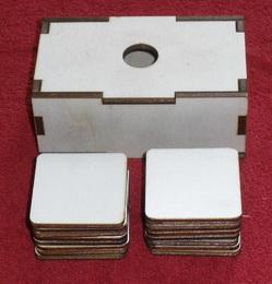 TP3D0192 - Krabička + pexeso - málá sada 18 dílků - zvětšit obrázek
