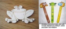 ŽABIČKA- 5x3,3cm - zvětšit obrázek