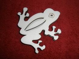 Razítko překližka žába - v. 7,3x7,3cm - zvětšit obrázek