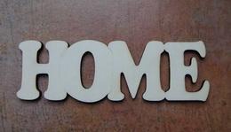 2D výřez nápis HOME spoj. vel. 6x18cm - zvětšit obrázek